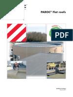 Paroc Flat Roofs INT