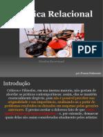 Estética Relacional (breve apresentação)