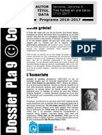 Dossier Pla 9 - Codi 40