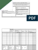 FMEA Basisvorlage