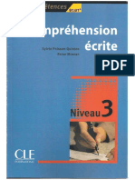 Comprehension Ecrite B1