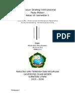 Menyusun Strategi Instruksional (Pak Nuh)