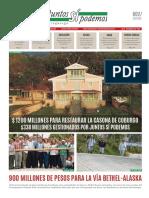 2a Edición Periódico Juntos Si Podemos