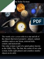 Sistemul Solar- proiect