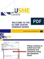 Eu Sme Centre Webinar - How to Export Meat Products to China