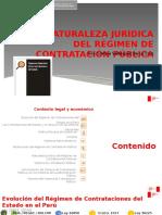 6 Ana Cristina Velásquez - OSCE Perú Naturaleza jurídica del régimen de Contratación Pública.pptx