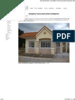 Bungalow House Plans Photos Philippines