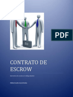 Contratos de Escrow
