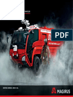Brochure Magirus Airport Fire Engines