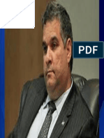 Daniel Alfonso's Vote of No Confidence Scheduled