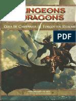 Guia de Campanha Forgotten Realms Pt