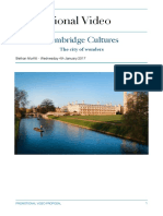 Cambridge Cultures
