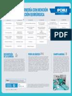 Tecnico en Enfermeria Con Mencion en Instrumentacion Quirurgica