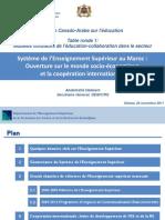 22- Système de LEnseignement Supérieur Au Maroc