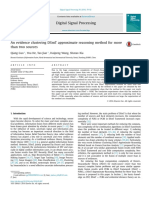 An Evidence Clustering DSmT approximate reasoning for more than Two Sources