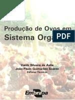 Producao de Ovos Em Sistema Organico