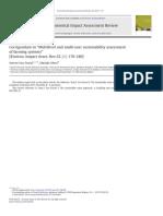 "Environmental Impact Assessment Review Volume 38 issue none 2013 Passel_ Marijke Meul -- Corrigendum to ""Multilevel and m~1"