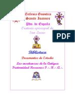 Las Ensenanzas de La Antigua Fraternidad Rosacruz Krumm Heller
