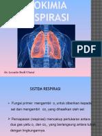 BIOKIMIA respirasi
