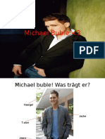 Michael Buble German