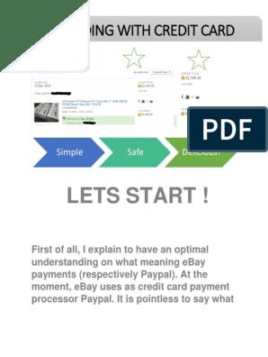 ebay2017 pdf | Visa Inc  | Pay Pal