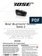 Owg Es Bluetooth Headset Series2