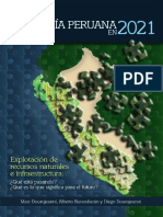 Amazonía Peruana en 2021