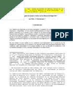 Áreas protegidas de América Latina en el Siglo XXI