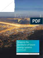 Connecting Grids Shaping the Backbone of Future Energy Systems