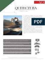 PLANCHAS ARQUITECTURA OBJETUAL