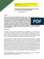 Impactos socioambientales de la Carretera Interoceánica en el Perú