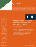 Administración Avanzada Redes Wireles MikroTik RouterOS MTCWE