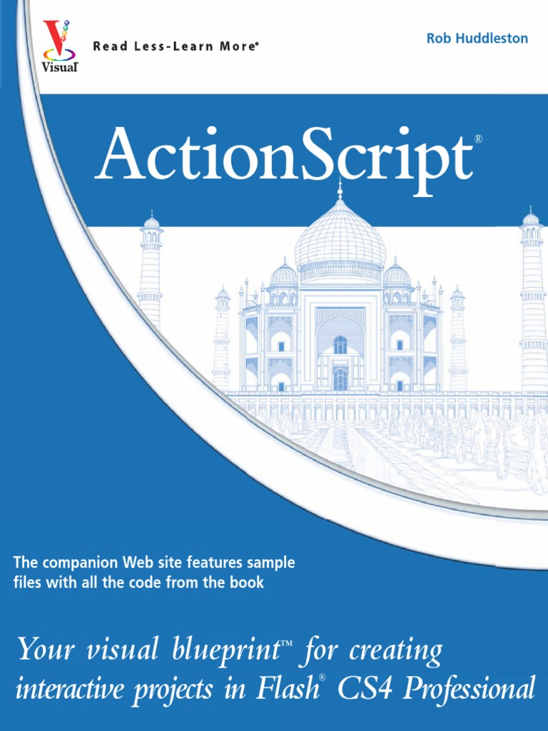 ActionScript Creating Interactive Projects | Adobe Flash