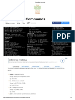 Linux Basic Commands
