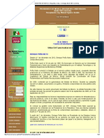 PRESIDENTES de MEXICO, Biografías Cortas, Cronología Desde 1821 a La Fecha