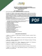 Inn y Admon de La Tec Guía Examen Departamental