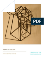 Weaving Shards   Recent works by Niyeti Chadha Kannal   Catalog