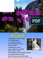 Agua Es Vida