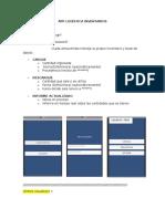 App Logística Inventarios