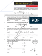 Pg Brainstormer - 1 h (Electromagneticsm)