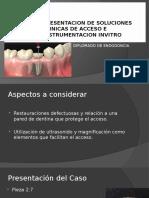 Presentacion endodoncia