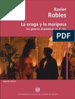 LA ORUGA Y LA MARIPOSA GENEROS DRAMÁTICOS