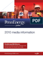 PennEnergy JOBS Media Kit 2010