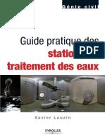 Guide Pratique Des Stations de Traitements Des Eaux2