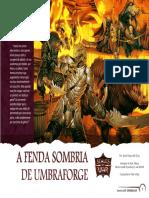 Escalas de Guerra - 03 a Fenda Sombria de Umbraforge