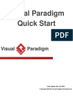 Visual Paradigm - QUICK Start Guide
