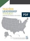 State Teacher Leadership Toolkit