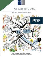 Esmt Mba Brochure 2016