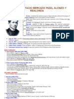Reviewer-- Life of Dr. Jose Rizal