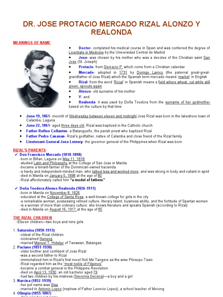 Reviewer life of dr jose rizal manila philippines xflitez Gallery